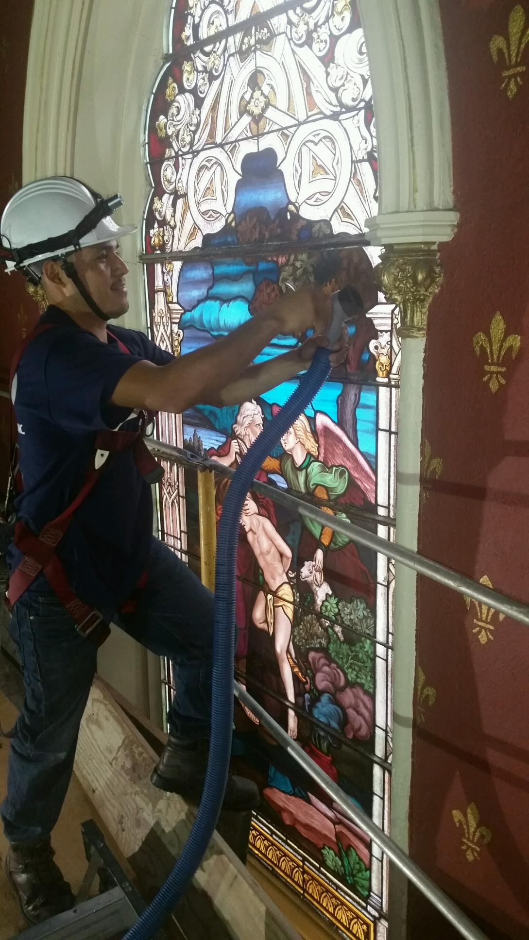 commercial restoration company